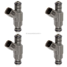 BuyAutoParts 35-810764I Fuel Injector Set 1