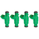 BuyAutoParts 35-811534I Fuel Injector Set 1