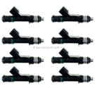 BuyAutoParts 35-81584I8 Fuel Injector Set 1