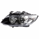 Left Driver Side - Xenon with Adaptive Headlights - i and xi Models - Coupe