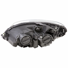 Mercedes_Benz C300 Headlight Assembly
