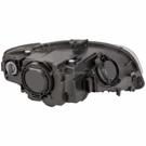 Audi RS4 Headlight Assembly