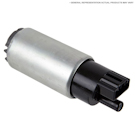 BuyAutoParts 36-10042AN Fuel Pump 1
