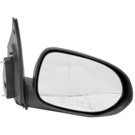 BuyAutoParts 14-11391MJ Side View Mirror 2