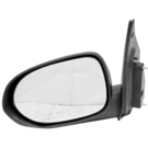 BuyAutoParts 14-11392MJ Side View Mirror 2