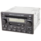 Honda Radio or CD Player