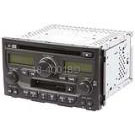 Radio-Cassette-Single CD Player with Face Code 1TV1 [Without Rear Seat Entertainment]