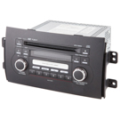 Suzuki SX4 Radio or CD Player