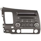 2006 honda civic radio or cd player parts from buy auto parts for Honda civic a13 service