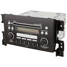AM-FM-6CD Radio - Black [OEM 39101-65J30 or 39101-65J30-ZEW]