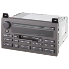 Radio or CD Player 18-40713 R