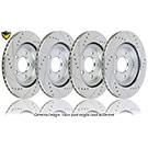 Brake Disc Rotor Set 71-87967 J6