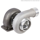BorgWarner 10009880128 Turbocharger 1
