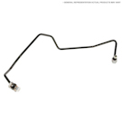 Mini 11-65-7-534-454 Turbocharger Oil Feed Line 1