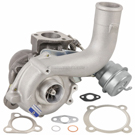 Turbocharger and Installation Accessory Kit 40-80108 OK