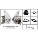 Mercedes Benz Turbo Installation Kit