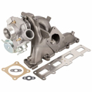 Turbocharger and Installation Accessory Kit 40-80133 IK