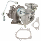 Turbocharger and Installation Accessory Kits