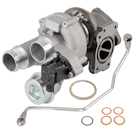 Turbocharger Oil Feed Line 40-60032 ON