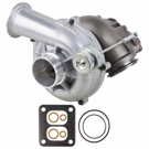 BuyAutoParts 40-80424V1 Turbocharger and Installation Accessory Kit 1