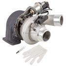 BuyAutoParts 40-8201221 Turbocharger and Installation Accessory Kit 1