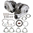 BuyAutoParts 40-82715SV Turbocharger and Installation Accessory Kit 1