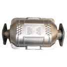 Hyundai Excel Catalytic Converter