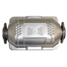 Mazda GLC Catalytic Converter