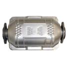 Mazda GLC Catalytic Converter