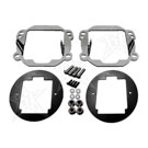Rigid Industries 40138 - Jeep JK Fog Light Replacement Kit for D-Series Lights