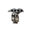 Eastern Catalytic 40900 Catalytic Converter EPA Approved 1