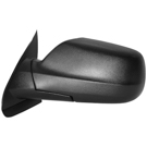 BuyAutoParts 14-11420MJ Side View Mirror 1