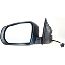 BuyAutoParts 14-11431MJ Side View Mirror 2