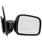 BuyAutoParts 14-11445MJ Side View Mirror 2
