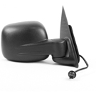 BuyAutoParts 14-11447MJ Side View Mirror 2