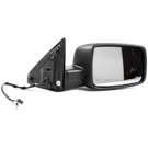BuyAutoParts 14-12336ME Side View Mirror 1
