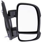 BuyAutoParts 14-11494ME Side View Mirror 2