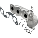 MagnaFlow Exhaust Products 452014 Catalytic Converter CARB Approved 1