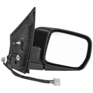 BuyAutoParts 14-11496MJ Side View Mirror 2