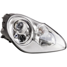 Porsche Cayenne Headlight Assembly