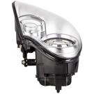 Porsche Cayenne Headlight Assembly
