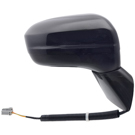 BuyAutoParts 14-11538MI Side View Mirror 1