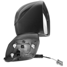 BuyAutoParts 14-11538MI Side View Mirror 3