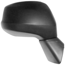 BuyAutoParts 14-11557ME Side View Mirror 1