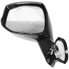 BuyAutoParts 14-11557ME Side View Mirror 2