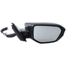 BuyAutoParts 14-11561MI Side View Mirror 2