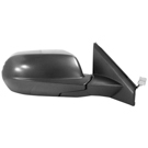 BuyAutoParts 14-80245MW Side View Mirror Set 2