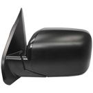 BuyAutoParts 14-11596MJ Side View Mirror 1