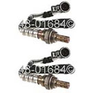 Lincoln Continental Oxygen Sensor Kit