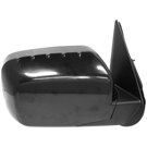 BuyAutoParts 14-11613MI Side View Mirror 1